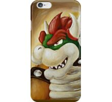 King Koopa iPhone Case/Skin