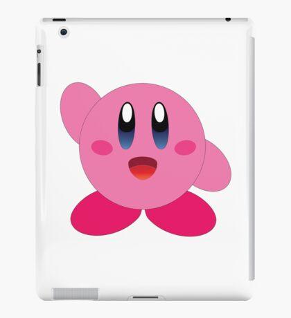 Wave Hi to Kirby iPad Case/Skin