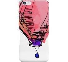 The Balloon iPhone Case/Skin