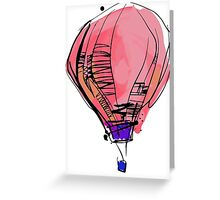 The Balloon Greeting Card