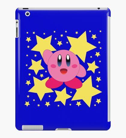 Kirby in the stars iPad Case/Skin
