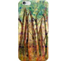 Patterned Trees iPhone Case/Skin