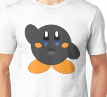 Carbon Kirby - Blue eyes Unisex T-Shirt