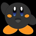 Carbon Kirby - Blue eyes by MusicandWriting