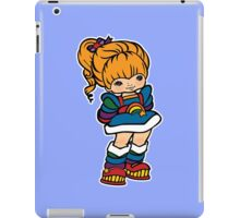 Rainbow Brite [ iPad / iPhone / iPod case, Tshirt & Print ] iPad Case/Skin