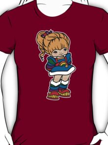 Rainbow Brite [ iPad / iPhone / iPod case, Tshirt & Print ] T-Shirt