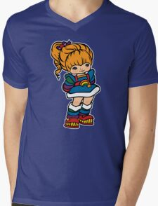 Rainbow Brite [ iPad / iPhone / iPod case, Tshirt & Print ] Mens V-Neck T-Shirt