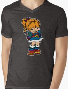 Rainbow Brite [ iPad / iPhone / iPod case, Tshirt & Print ] Mens V-Neck T-Shirt