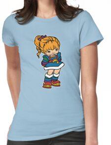 Rainbow Brite [ iPad / iPhone / iPod case, Tshirt & Print ] Womens Fitted T-Shirt