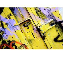 Dublin Graffiti Photographic Print