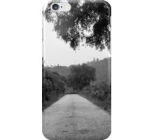 Lone road iPhone Case/Skin