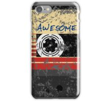 Awesome, Mix Tape Vol.1 iPhone Case/Skin