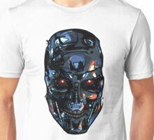 Terminator Head 2 Unisex T-Shirt