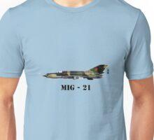 MIG 21 Unisex T-Shirt