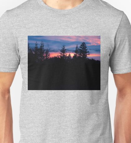 Pink Sunset - SCM Unisex T-Shirt