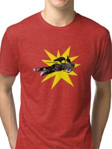 The Clash Give 'em Enough Rope Tri-blend T-Shirt