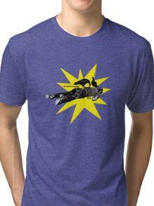 The Clash Give 'em Enough Rope Tri-blend T-Shirt