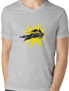 The Clash Give 'em Enough Rope Mens V-Neck T-Shirt