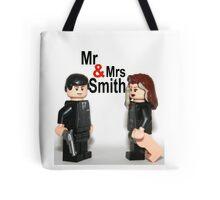 Mr & Mrs Smith Tote Bag