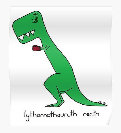 tythonnothauruth recth Poster