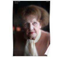 I do love you My Mother . by Andrzej Goszcz. Poster