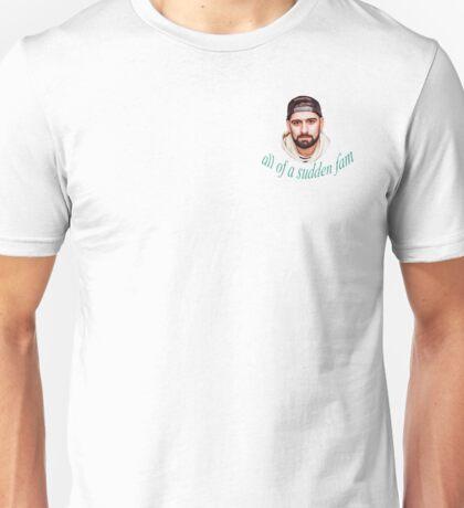 Qias Omar - all of a sudden fam Unisex T-Shirt