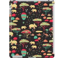 Night Time Rhino Adventure iPad Case/Skin