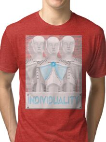 Individuality Tri-blend T-Shirt