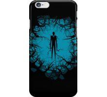SlenderMan! iPhone Case/Skin