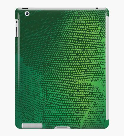 Lizard scales iPad Case/Skin