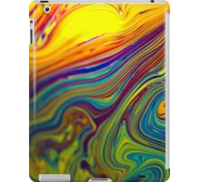 psyche fun art colorful iPad Case/Skin