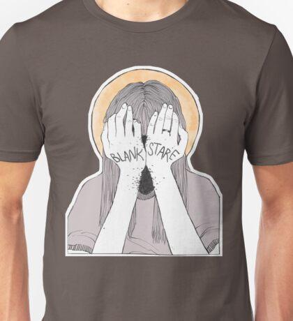 Blank Stare Unisex T-Shirt