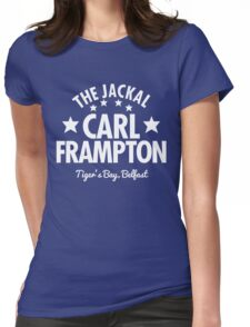 The Jackal Carl Frampton (Tiger's Bay Version) Womens Fitted T-Shirt