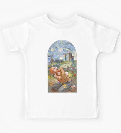 Vincent Van Gogh - The Effigy Kids Tee
