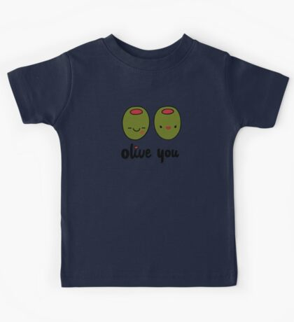 Olive You  Kids Tee