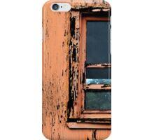 Caboose Window iPhone Case/Skin
