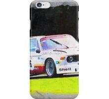 BMW CSL Batmobile iPhone Case/Skin