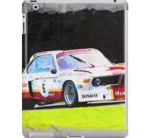 BMW CSL Batmobile iPad Case/Skin