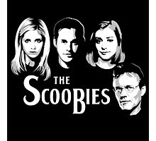 The Scoobies  Photographic Print