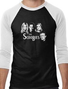 The Scoobies  Men's Baseball ¾ T-Shirt