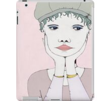 MIss Bored iPad Case/Skin
