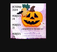 1º MERCADILLO DE HALLOWE`EN 2014 en Ceuta Zipped Hoodie