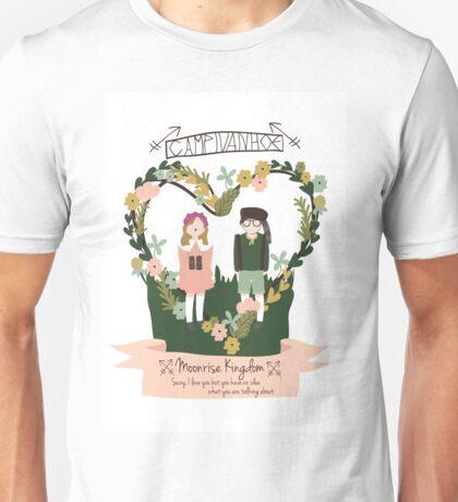 Wes Anderson's Moonrise Kingdom Unisex T-Shirt