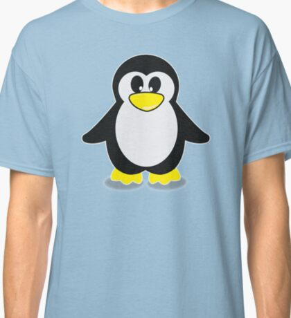 Sweet Baby Penguin Classic T-Shirt
