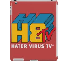 H8 TV Logo. iPad Case/Skin