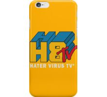 H8 TV Logo. iPhone Case/Skin