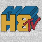 H8 TV Logo. by shadeprint