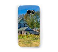 Abandoned House, Wentworth Valley, Nova Scotia Samsung Galaxy Case/Skin