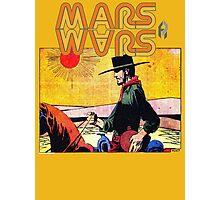 Mars Travels. Photographic Print