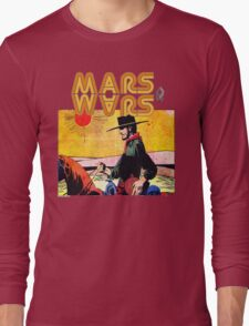 Mars Travels. Long Sleeve T-Shirt